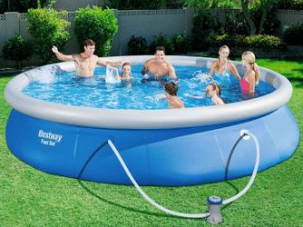 Comparatif des meilleures piscine gonflables